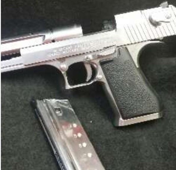 Desert Eagle Airsoft Gun