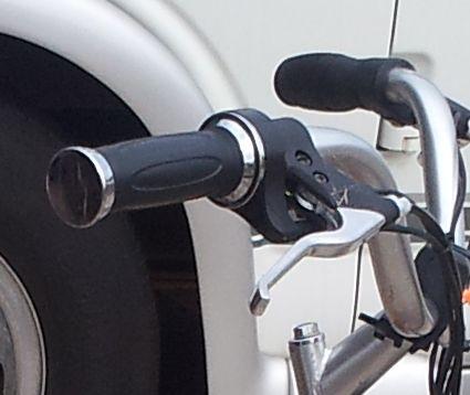 ebike throttle